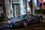 La Bugatti Grand Sport L'Or Blanc à Paris