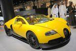 Bugatti au Qatar Motor Show 2012