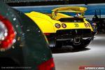 3 Bugatti Veyron au salon de Dubaï 2011