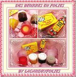 "Envie de beurres home made? Jeu ""Beurres en folies"""
