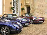 RALLY FOR HEROES at Chateau de la Barre