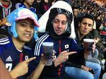 PHOTOS : FRANCE vs JAPON