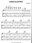 Des centaines de partitions de piano gratuites