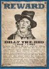 Un casier vierge pour Billy The Kid