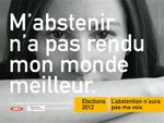 Les agences de com contre l'abstention