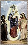 Santoral del 09 de julio: Nuestra Señora de Chiquinquirá