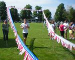 The kingdom run - Samedi 13 août 2011 - Irasburg, VT, USA - 20km - 5ème overall