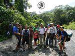 Excursión por el río Ospino une lazo entre junta ambientalista de Ospino con Ecoturismo Gayón