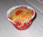 Muffins moelleux à l'abricot et à la vanille