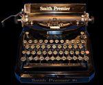 Machine à écrire Smith Premier
