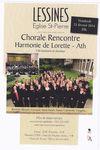 Concert Rencontre & Harmonie de Lorette - Ath : 21 février 2014, 20h