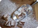Guimauves vanille chocolat