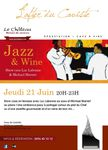 « Jazz and Wine au Château »