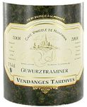 « Gewurztraminer Vendanges Tardives 2008 »