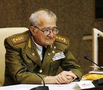 Fallece ministro de las Fuerzas Armadas de Cuba, Julio Casas, a los 75 años