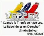 La organización de Venezolanos Perseguidos políticos en el Exilio Convoca