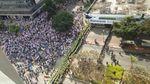 Policía bolivariana tomó Chacaíto, punto de inicio de la marcha opositora en Venezuela