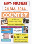 JOURNEE COUNTRY DU 24 MAI 2014