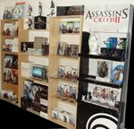 La collection Assassin's Creed de Sébastien