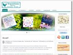 Arrivée du nouveau site du Réseau Transition Wallonie - Bruxelles