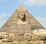 Le sphinx à sa vraie place...