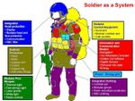 Futuristic soldier as a system undergoes skill tests at CAIR