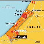 Des navires de guerre russes au large de Gaza prêts à une évacuation