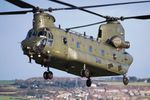 RAF operating first upgraded Mk4 Chinook in Afghanistan