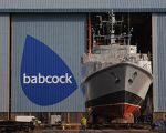 Babcock delivers first Sandown class under COM Phase 2
