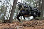 Video: The Latest, Terrifying Drone Dog [DARPA LS3]