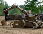 iRobot 710 Warrior EOD Robot Unveiled