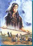 L'enseignement de la Femme Bison Blanc au peuple Lakota