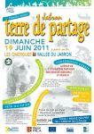 """""""Jabron, terre de partage"""", aux Omergues le 19 juin 2011..."""