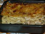 Lasagnes de poulet