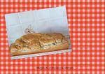 Cake poulet champignons estragon