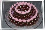 Gâteau d'anniversaire pour petite princesse