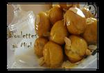 Boulettes au Miel
