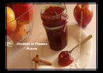 Confiture de Pommes Maison