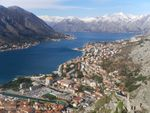 Le fjord de Kotor (Montenegro)