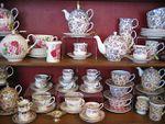 Porcelaine Anglaise de Windsor: -30%. La Maison Des Thés Betjeman & Barton 19 rue du Vieil Abreuvoir, Saint-Germain-en-Laye
