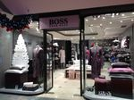 Hugo Boss Boutique éphémère Galeries Saint Germain 10 rue de la Salle 78100 Saint-Germain-en-Laye