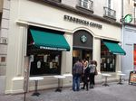 Starbucks Coffee, 19 Rue de la Salle Saint-Germain-en-Laye