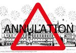 Annulation du feu d'artifice le 13 juillet 2014 à Saint-Germain-en-Laye