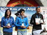 100 km delle Alpi (4^ ed.). Una gara dominata da Antonio Armuzzi e Monica Casiraghi. Curiosità e classifica nel comunicato stampa conclusivo