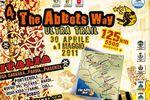 """Abbots' way (4^ ed.). Alla scoperta della Via degli Abati. Quasi tutto pronto per la """"carica"""" dei 330"""