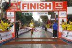Vodaphone Istanbul Marathon 2014 (36^ ed.). Hafid Chani e Hamane Gobena conquistano il posto d'onore alla Istanbul Marathon