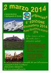 Vivinatura 2014 (6^ ed.). Quest'edizione, il prossimo 2 marzo, sarà una Maratonina Ecotrail nel cuore dei boschi di Castelbuono (PA)