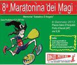 MAratonina dei Magi - Memorial Sabatino D'Angelo (8^ ed.). 700 i partenti, la vittoria a Issam Zaid e a Marcella Mancini