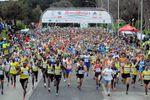 Mezza Maratona Internazionale RomaOstia 2015 (41^ ed.). Per il terzo anno consecutivo, riceve l'attribuzione dello IAAF Golden Label, sigillo di qualità e di elevato livello tecnico/organizzativo