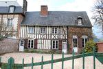Balade dans le village à l'architecture normande de Blainville Crevon en Normandie